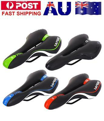 Soft MTB Mountain Road Bike Seat Cycling Bicycle Gel Comfort Saddle Cushion Pad
