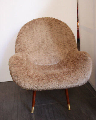 Vintage Lounge Chair Fritz Neth