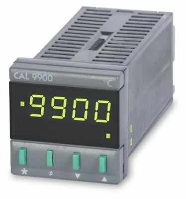 CAL 9900 PID Temperature Controller, 48 x 48 (1/16 DIN)mm, 2 Output Relay, 230 V