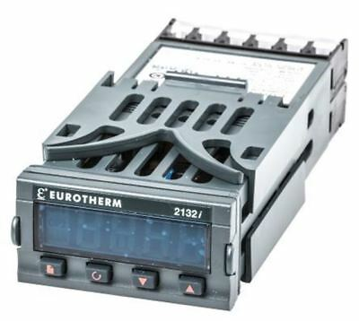Eurotherm 2132i PID Temperature Controller, 48 x 24 (1/32 DIN)mm, 0 Output, 85 â