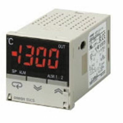 Omron E5CS PID Temperature Controller, 48 x 48mm, 2 Output Relay, 100 â?? 240 V