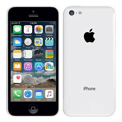 Movil Apple Iphone 5c A1529 16 GB Single SIM Libre Blanco | C