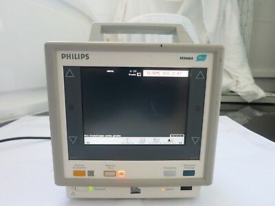 Philips M3046A M3 Colour Portable Germany Small Mobile Patient Monitor*german*uk