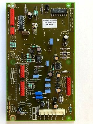 Philips CD Decoder II PCB 3104 118 02071 - CDM 9 Pro - High End Audio NOS