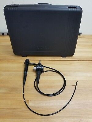 Olympus BF Type 160 Flexible Video Bronchoscope *All OEM - Great Condition* 6306
