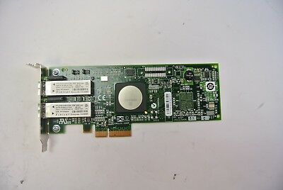 ***LOT OF 2***  HP 397740-001  491176-001 LPE11002 PCI-E FC Port NIC Adapter