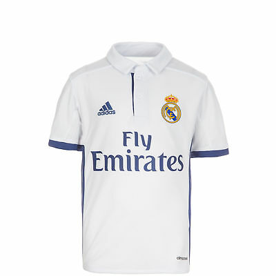 Adidas Real Madrid Kinder Trikot Performance 2016/2017 AI5189 Gr 140 / 152 / 164