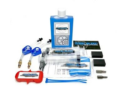 TBS Magura Hydraulic Brake Bleed Kit. 100ml Royal Blood Option.