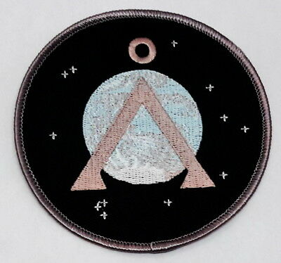 "Stargate Earth Icon Logo Uniform Patch -  3"" -USA Mailed (SGPA-03)"