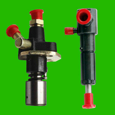 YANMAR FUEL PUMP & Right Port Injector for L70AE 714870-51700 Diesel