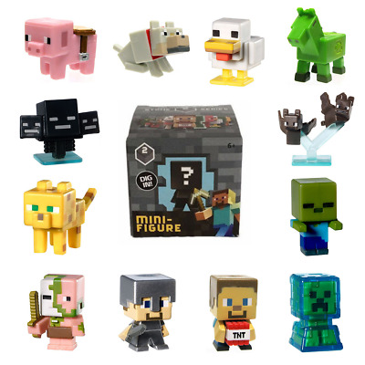 Minecraft Single Mini Figures Chest Series 2 Choose Your Missing Miniature