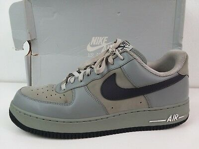 NIKE AIR FORCE 1 Low Lux Made In Italy White US Mens size 12