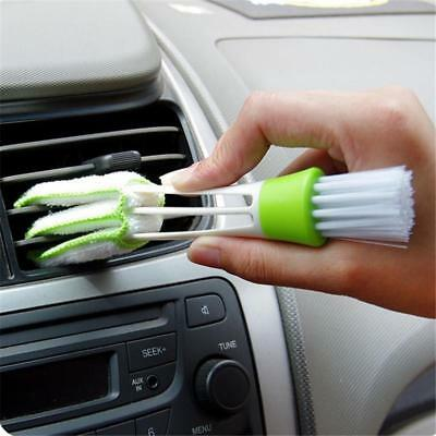 Mini Clean Car Indoor Air-condition Brush Tool Car Care Detailing For all car BY