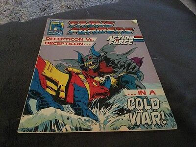 Transformers And Action Force # 207 Free Postage