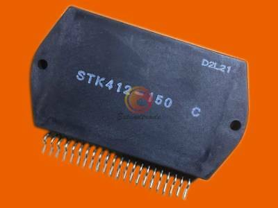 1PCS STK412-740 Encapsulation:SIP-ZIP,Two-ChannelShiftPowerSupply