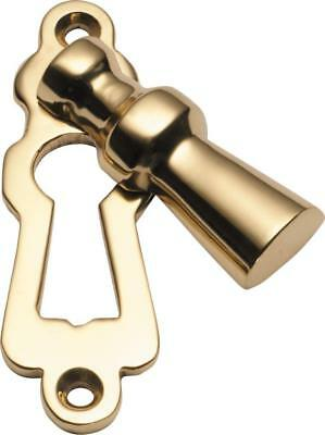 covered keyhole escutcheon suit skeleton key,victorian style,5 finishes