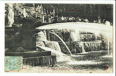 CPA - Carte Postale -  France -Parc de St Cloud - Cascade le Dragon S 2364