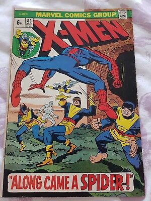 X-Men #83 (1973 Marvel) Bronze Age Classic