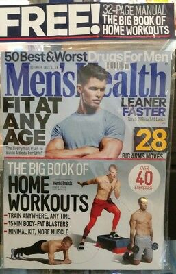 Men's Health magazine November 2018