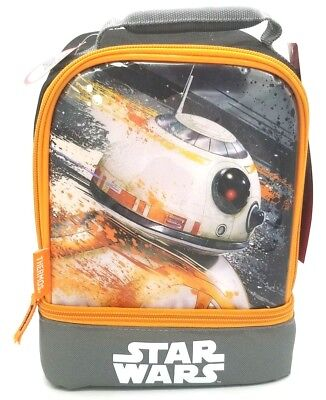 581b7c17d4 STAR WARS INSULATED Lunch Box By Thermos -  9.09