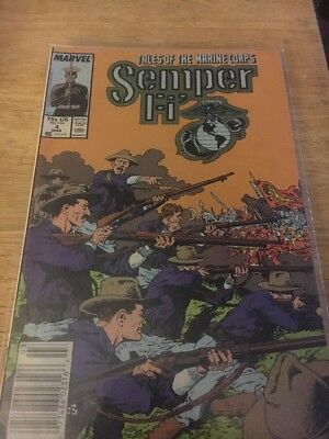 Semper Fi, Tales of the Marine Corps, Issues # 4