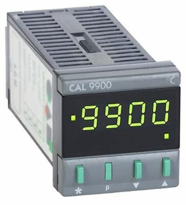CAL 9900 PID Temperature Controller, 48 x 48 (1/16 DIN)mm, 2 Output Relay, SSD,