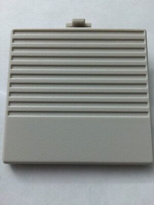Off White Battery Cover Game Boy Original Grey Lid Gameboy Classic Door GBO GB