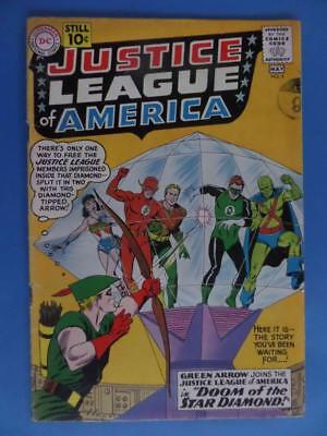 Justice League America 4 1961 Classic Green Arrow Joins!