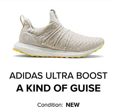 half off a1149 c1693 ADIDAS A KIND Of Guise Ultraboost Size 6 Akog White Ultra Boost Bb7370  Limited