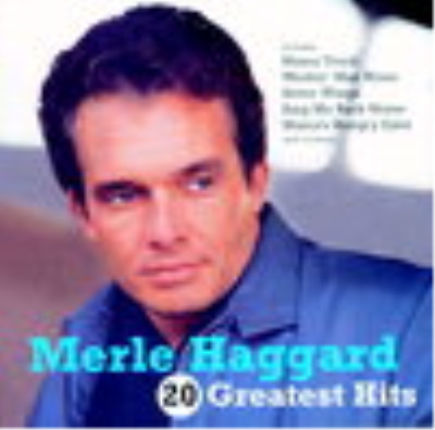 Merle Haggard-20 Greatest Hits (UK IMPORT) CD NEW