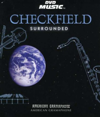 Checkfield-Surrounded (Us Import) Dvd New