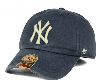 808663fac6f ... wholesale brand new new york yankees vintage franchise fitted hat cap  47 brand size small a7540