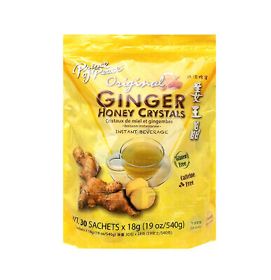 Prince of Peace Instant Ginger Honey Crystals, 30 ct Bags Best price