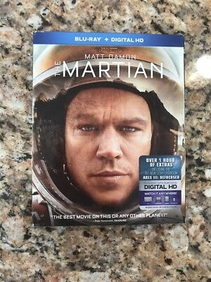 Martian, The w/ Slipcover  [Blu-Ray] BUY 3 GET 1 FREE