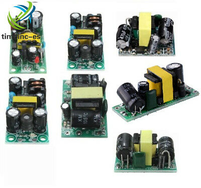 5V 12V 3.3V 9V 24V AC-DC Power Supply Buck Converter Step Down Module