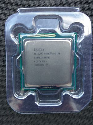 Intel Core i7-3770 ( BIG BERTHA ) CPU Quad Core, 1155 socket