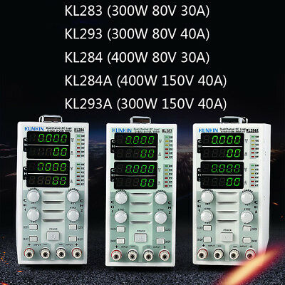 Dual channel DC electronic load tester LED drive-power battery load meter