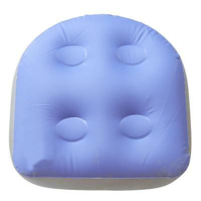 Inflatable Booster Seat Hot tub Spa Spas Cushion With Suction Cup For Adults Kid
