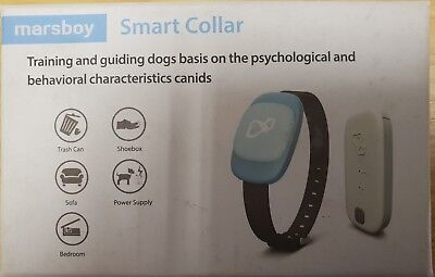 Marshboy Smart Collar Waterproof GPS Pet Finder Tracker  Dog Cat Smart Collar UK