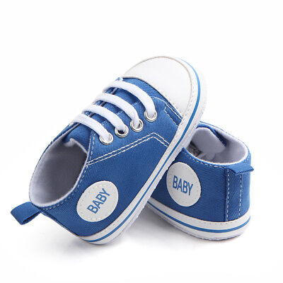 Baby Soft Bottom Shoes Toddler Shoes Thin Boys & Girls Canvas Sports Shoes
