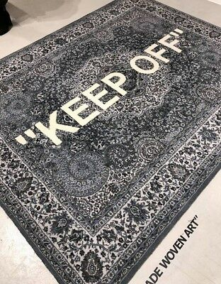 Off White X Ikea Keep Off Carpet Eur 1 500 00 Picclick Fr