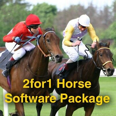 2 for 1 Deal - Horse Racing Software Bonus