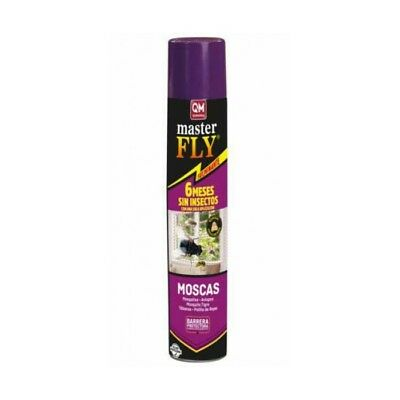 Masterfly moscas y mosquitos 6 meses 750 Ml