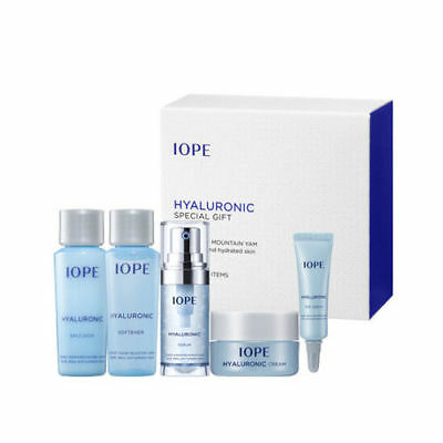 IOPE Hyaluronic Special Gift 1Pack (5items)