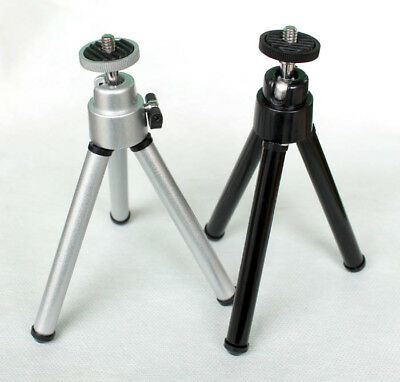 For Cell Phone Camera Universal Metal Stand Tripod Mount Holder