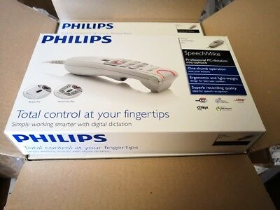 Philips Speechmike Pro LFH-5274 Brand NEW