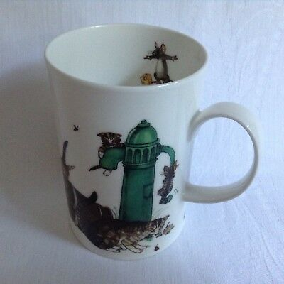 Dunoon 'Alley Cats' Mug Designed by Cherry Denman
