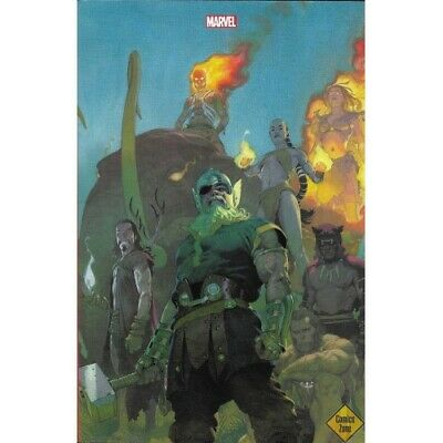 Avengers 4 - Variante Comic'gone Limitee 300Ex -  - Marvel Leagacy