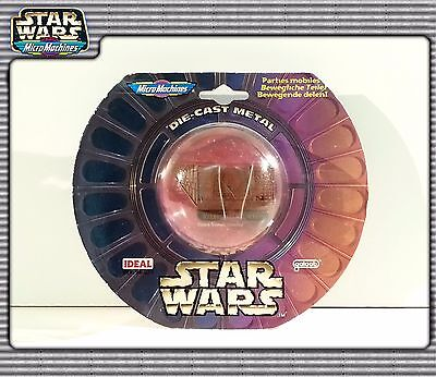 STAR WARS Micro Machines Die-Cast Metal: Jawa Sandcrawler