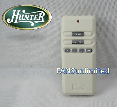UC7848T Hunter Ceiling Fan UC7848 UC7042T Genuine Remote Control Replacement